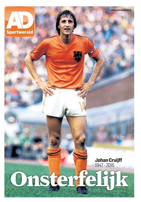 Portada AD Sportwereld.