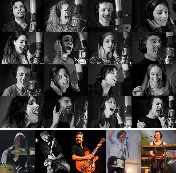 Cantantes y Musicos